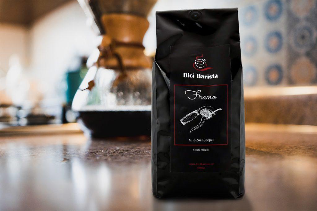 Bici Barista Freno koffie